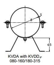 KVDA and KVDD combined